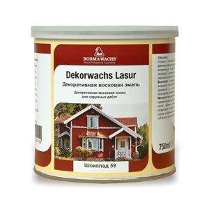 Декоративная восковая эмаль Dekorwachs lasur