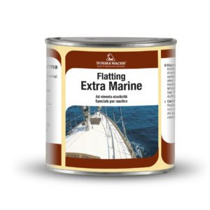 Яхтный лак flatting extra marine