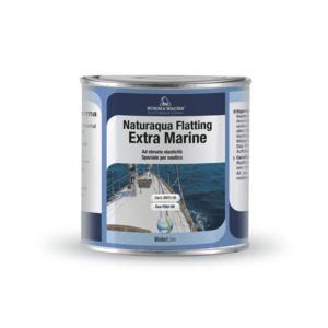 Яхтный лак на водной основе Naturaqua flatting extra marine