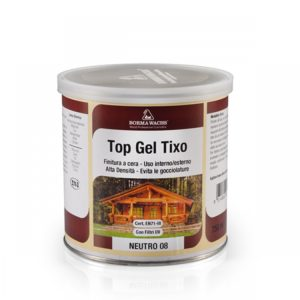 Тиксотропный лак Top gel tixo